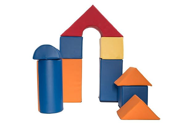 Bausteinsatz 11 Teile
