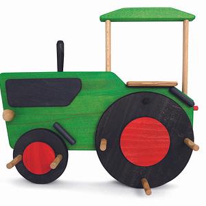 Kindergarderobe Traktor
