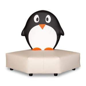 Kindersofa Pinguin